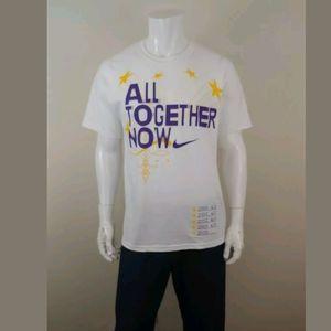 Nike Gildan Los Angeles Lakers 2010 NBA T-Shirt L